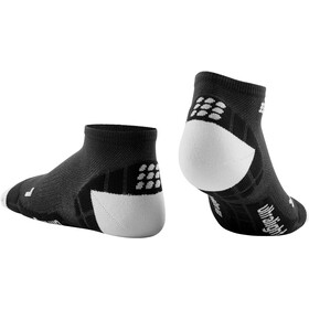 cep Ultralight Chaussettes Femme, black/light grey